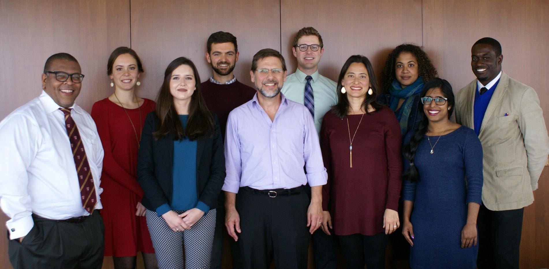 CHDI Staff and Students
